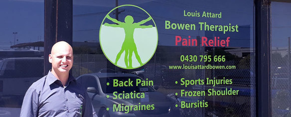 Louis Attard Bowen Therapist